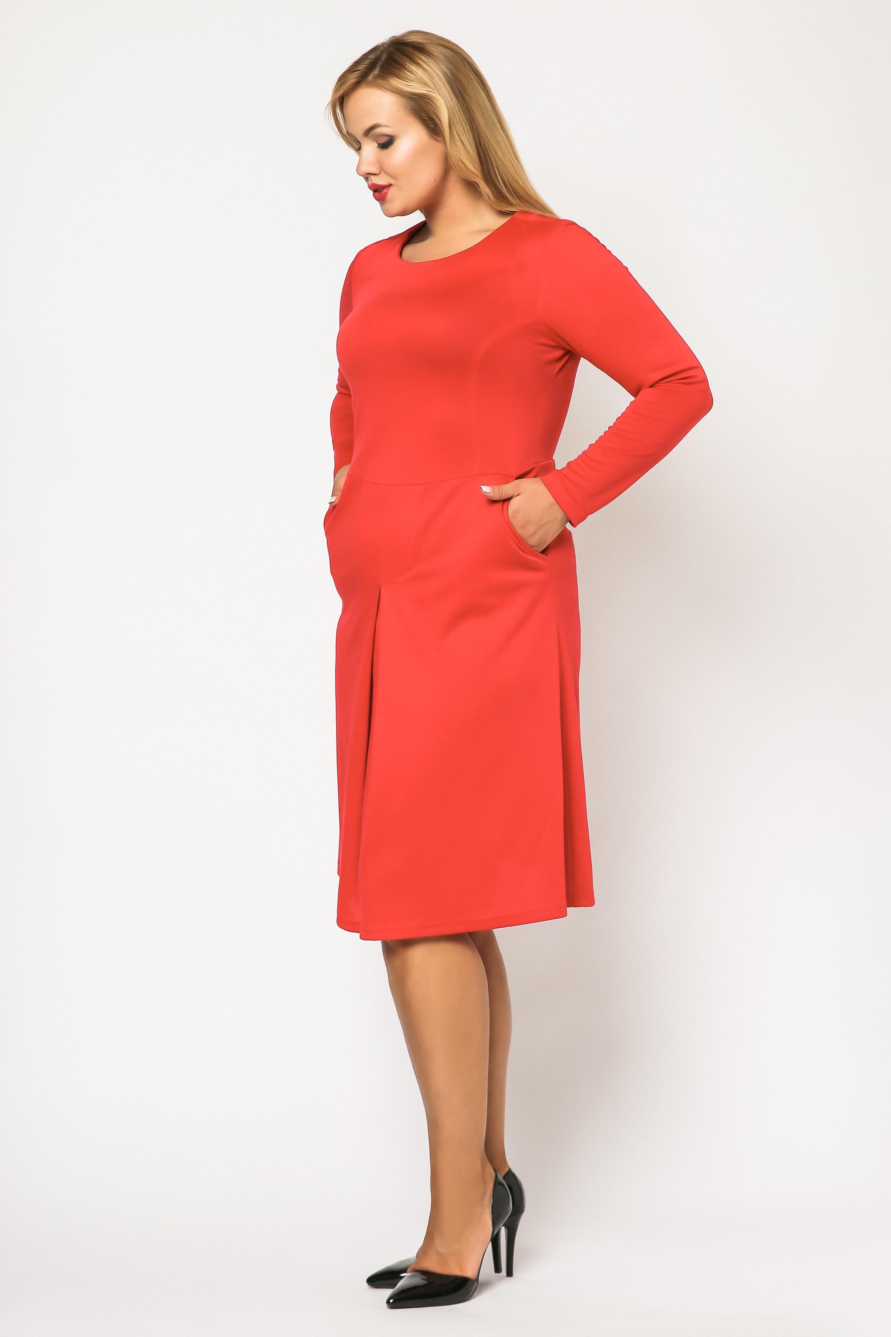 Alice dress red