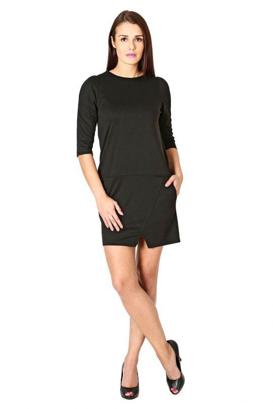 Sukienka Elena w kolorze czarnym