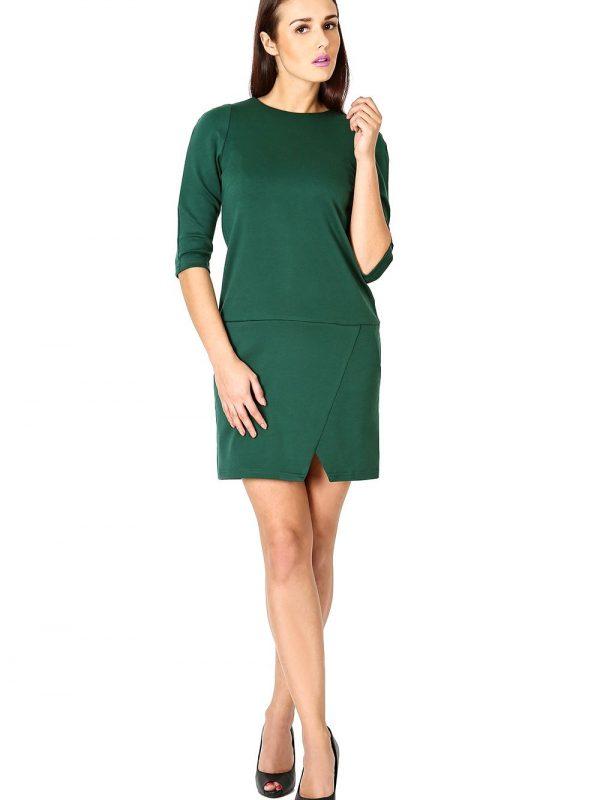 Sukienka Elena w kolorze zielonym