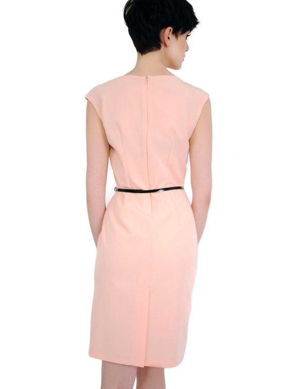 Estera dress in powder color