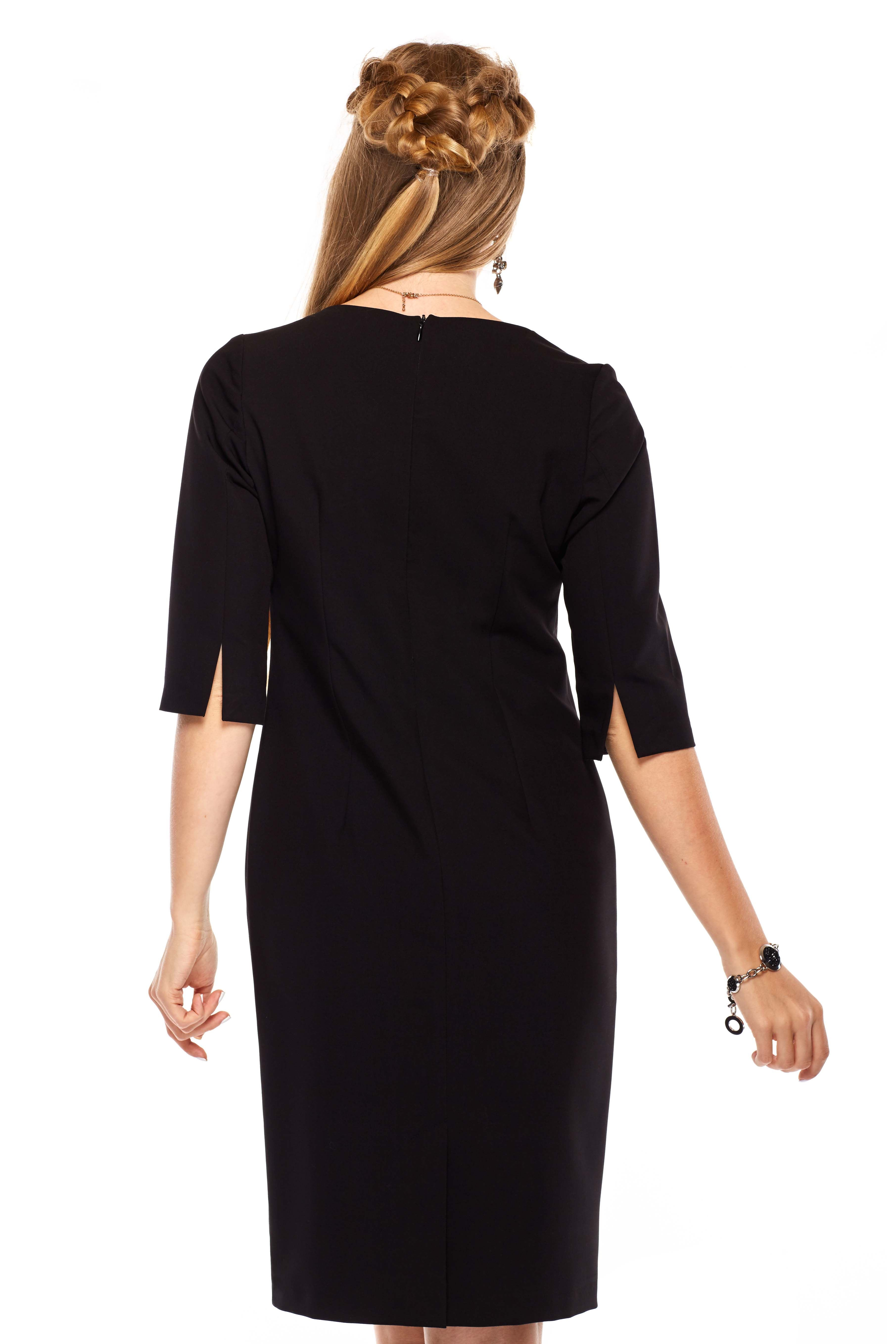 Inga dress in black