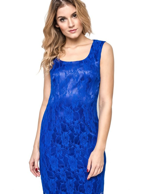 Maja dress in blue