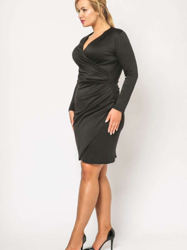 Rebeka dress in black