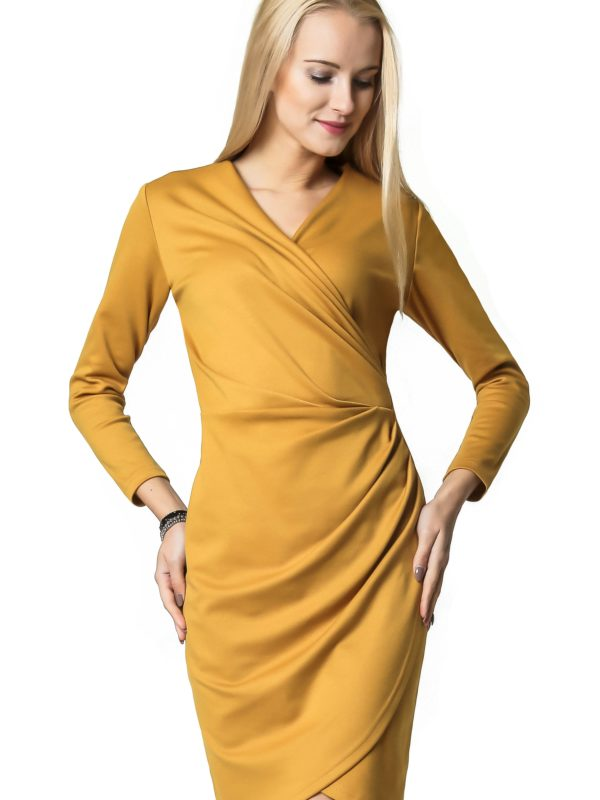 Rebeka dress in honey