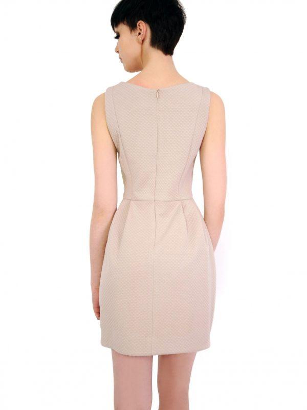 Beige Solange dress