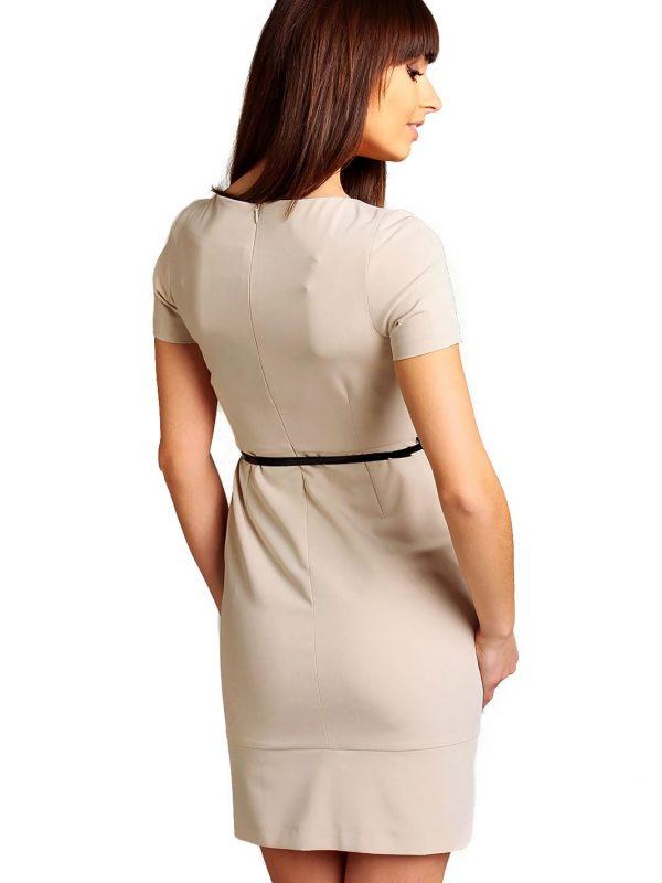 Beige Susanne dress