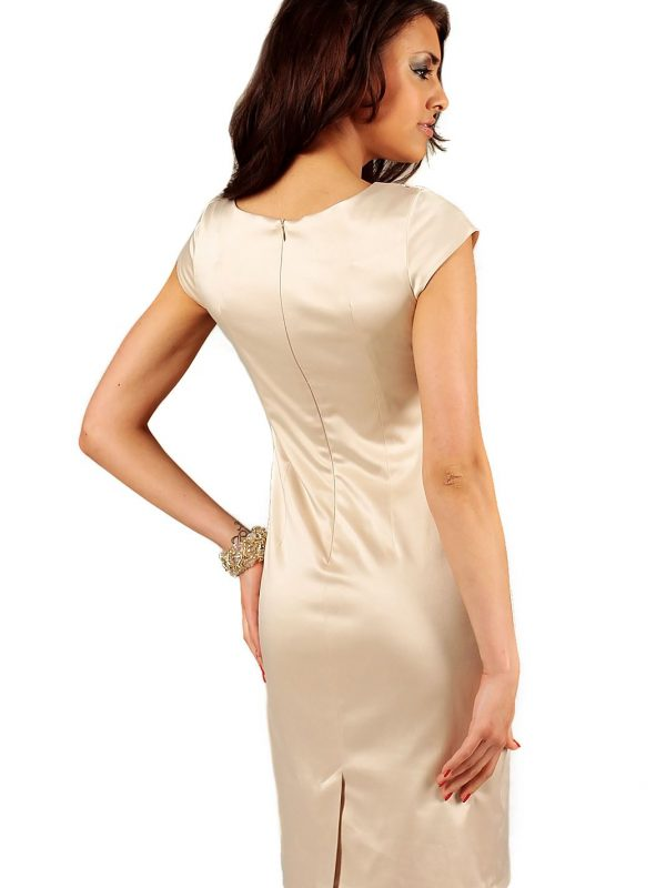 Tamara dress in beige