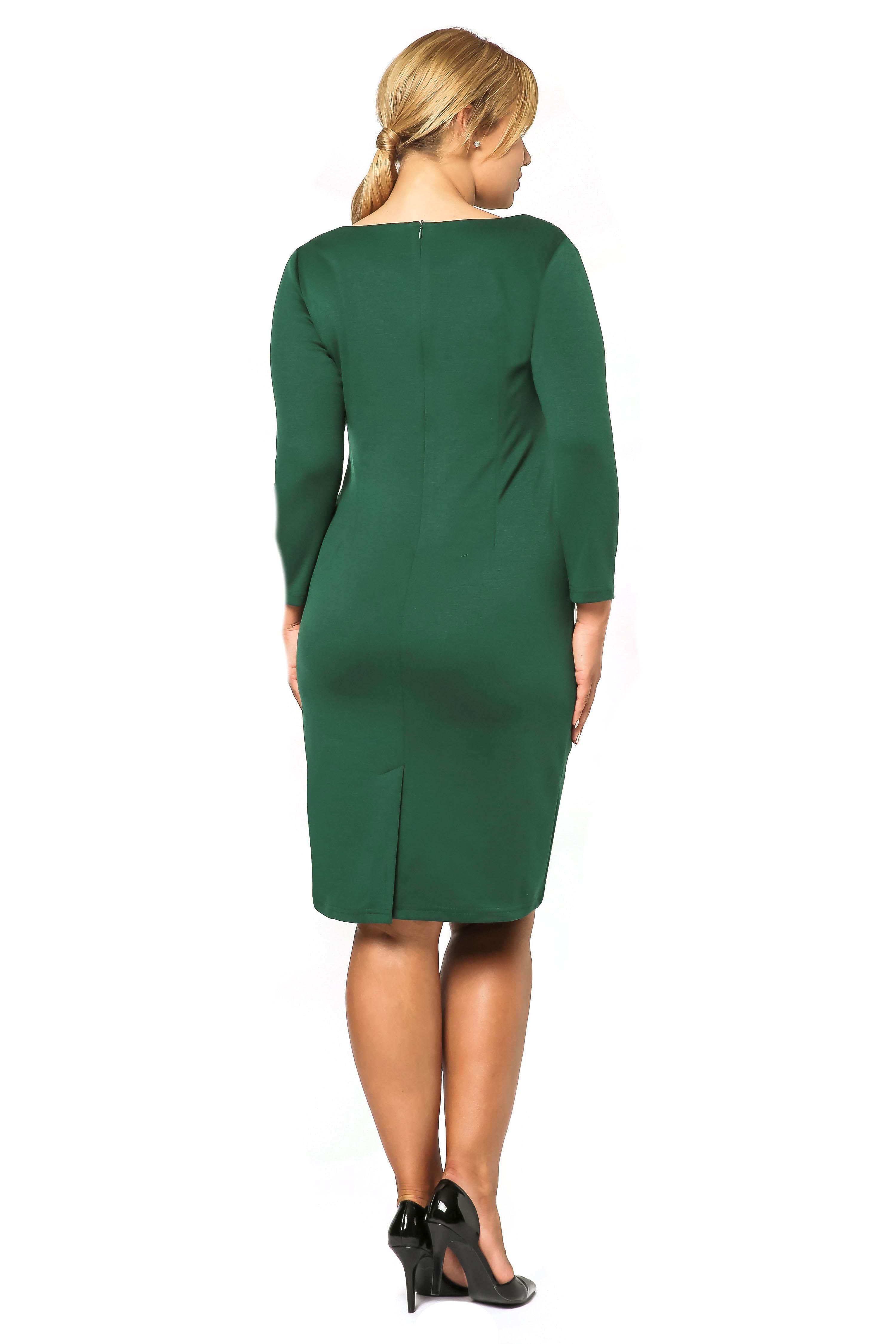 Tamara Knitwear dress in green