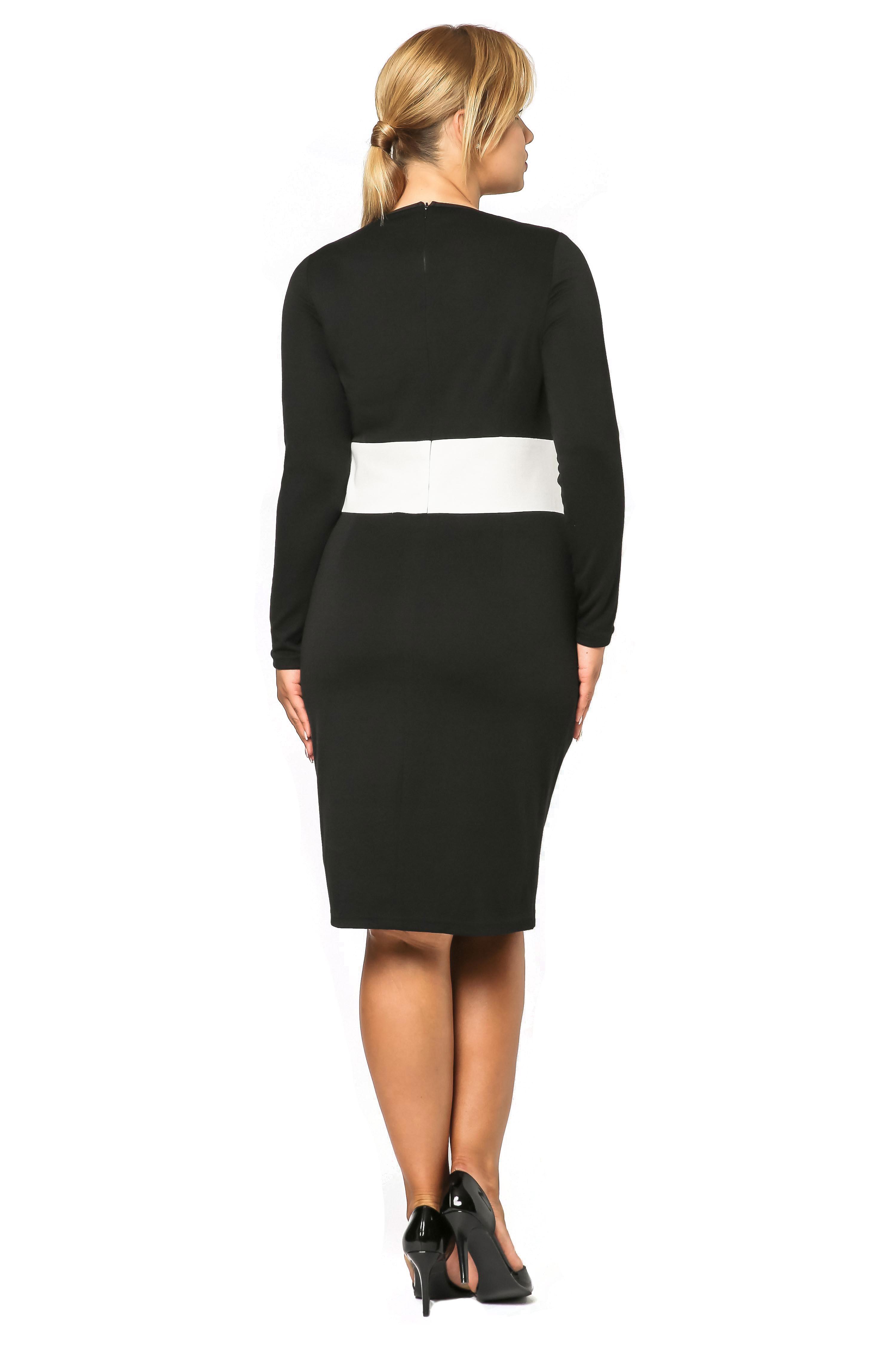 Viktoria dress in black