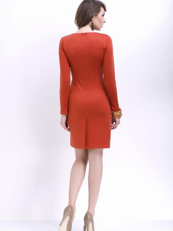 Agnes dress, honey