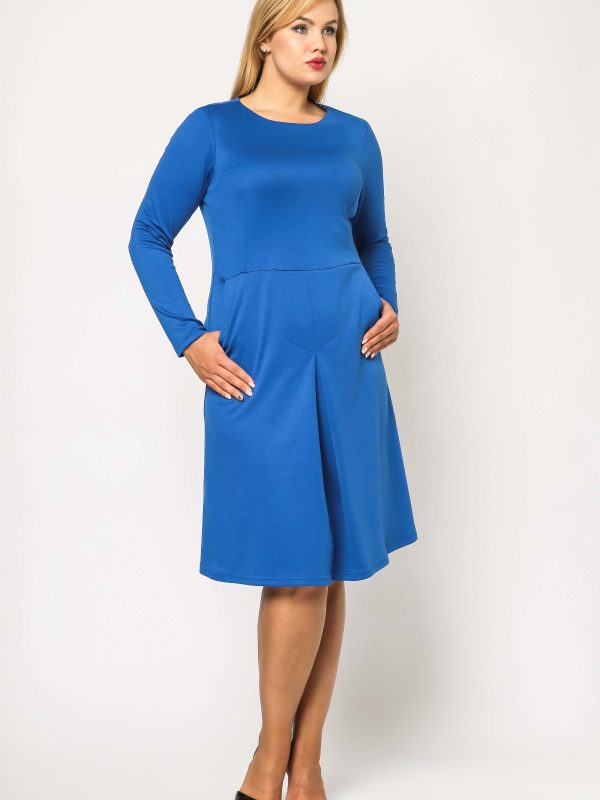 Cornflower Alice dress