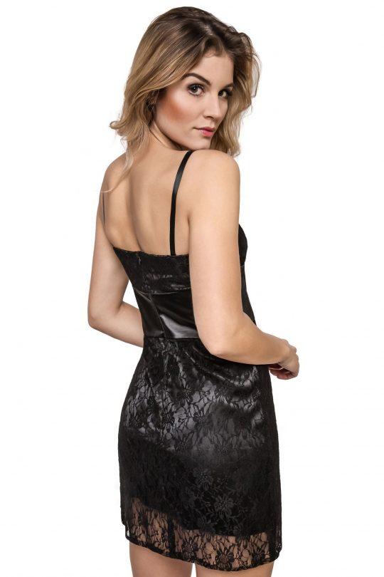 Bella dress in black