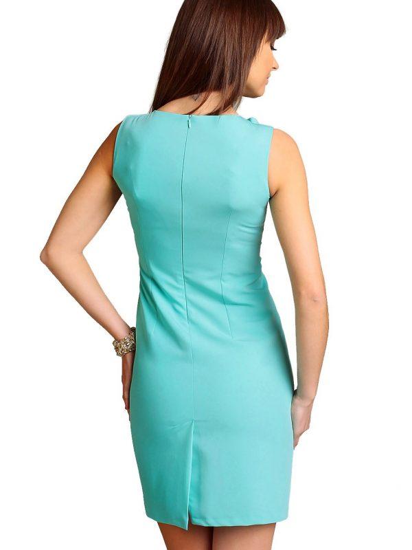 Chantale Dress in mint color
