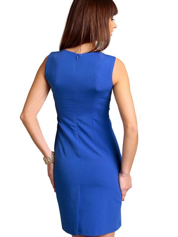 Chantale Dress in Corngreen