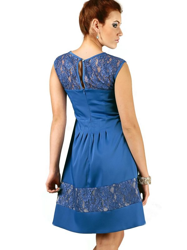 Cornflower Chiara dress