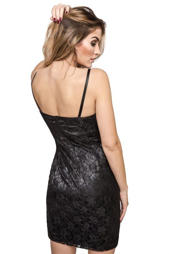 Doris Dress in Black