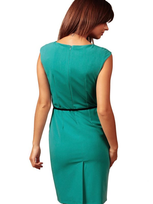 Estera dress in turquoise