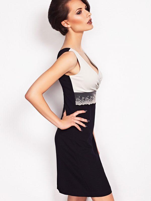 Beiges Kleid von Marie