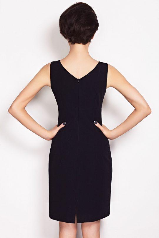 Marie Beige Dress