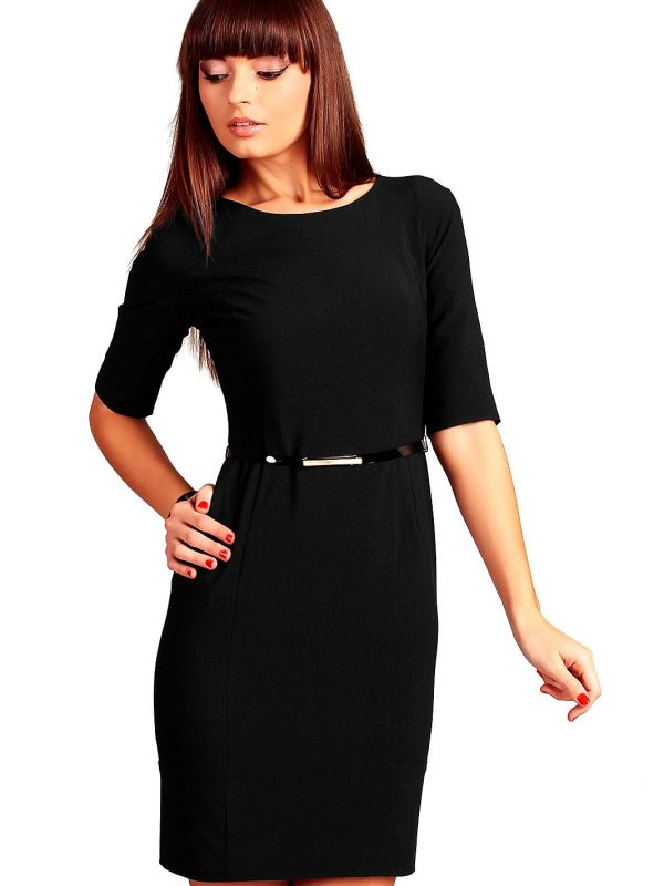 Sukienka Marina w kolorze czarnym