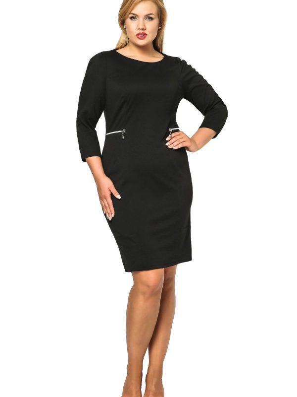 Sukienka Melanie czarna