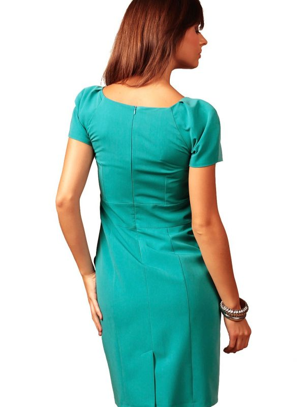 Turquoise Michelle dress