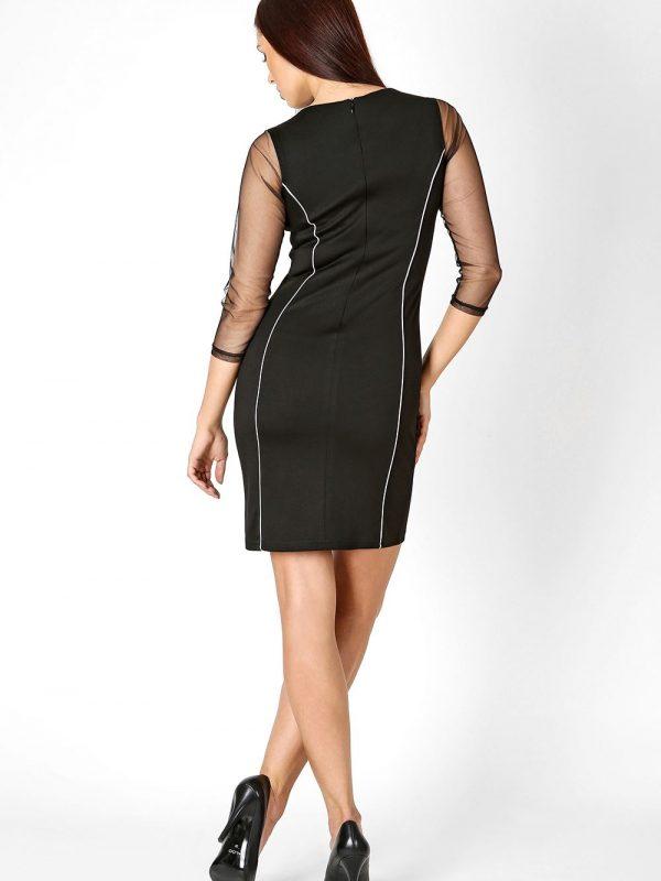Black Mirelle dress