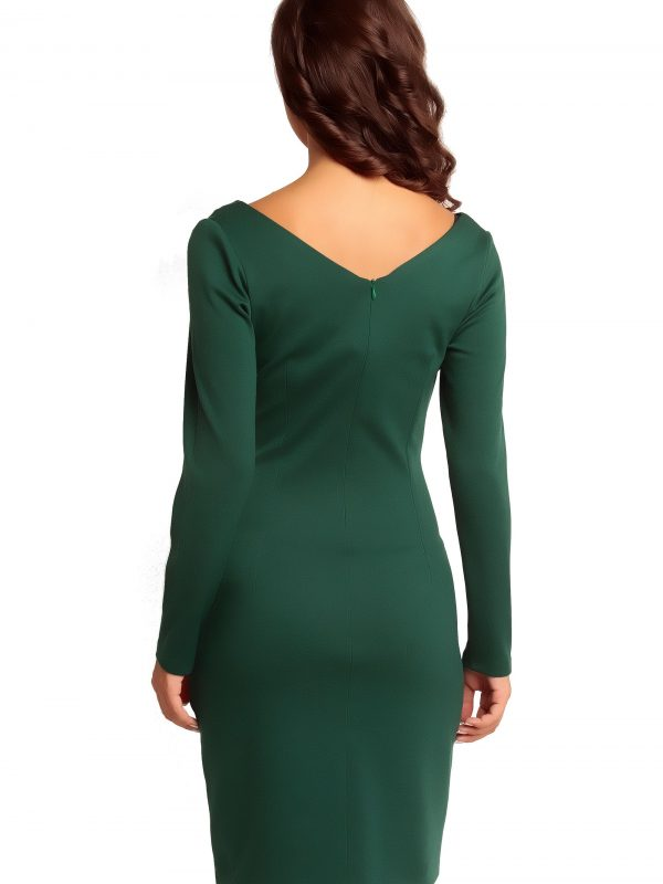 ORIANA KNITWEAR dress, green
