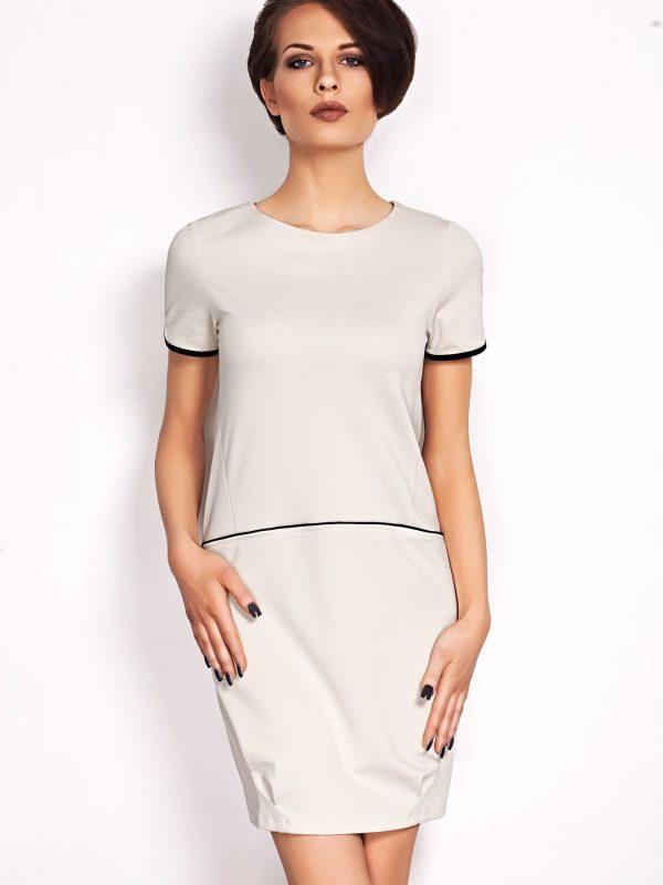 White Oxana Dress