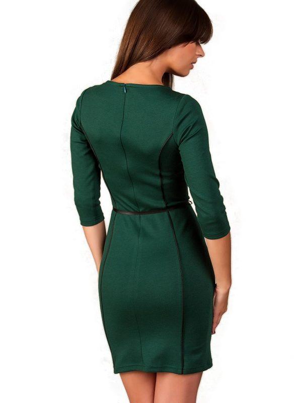 Field dress in dark green