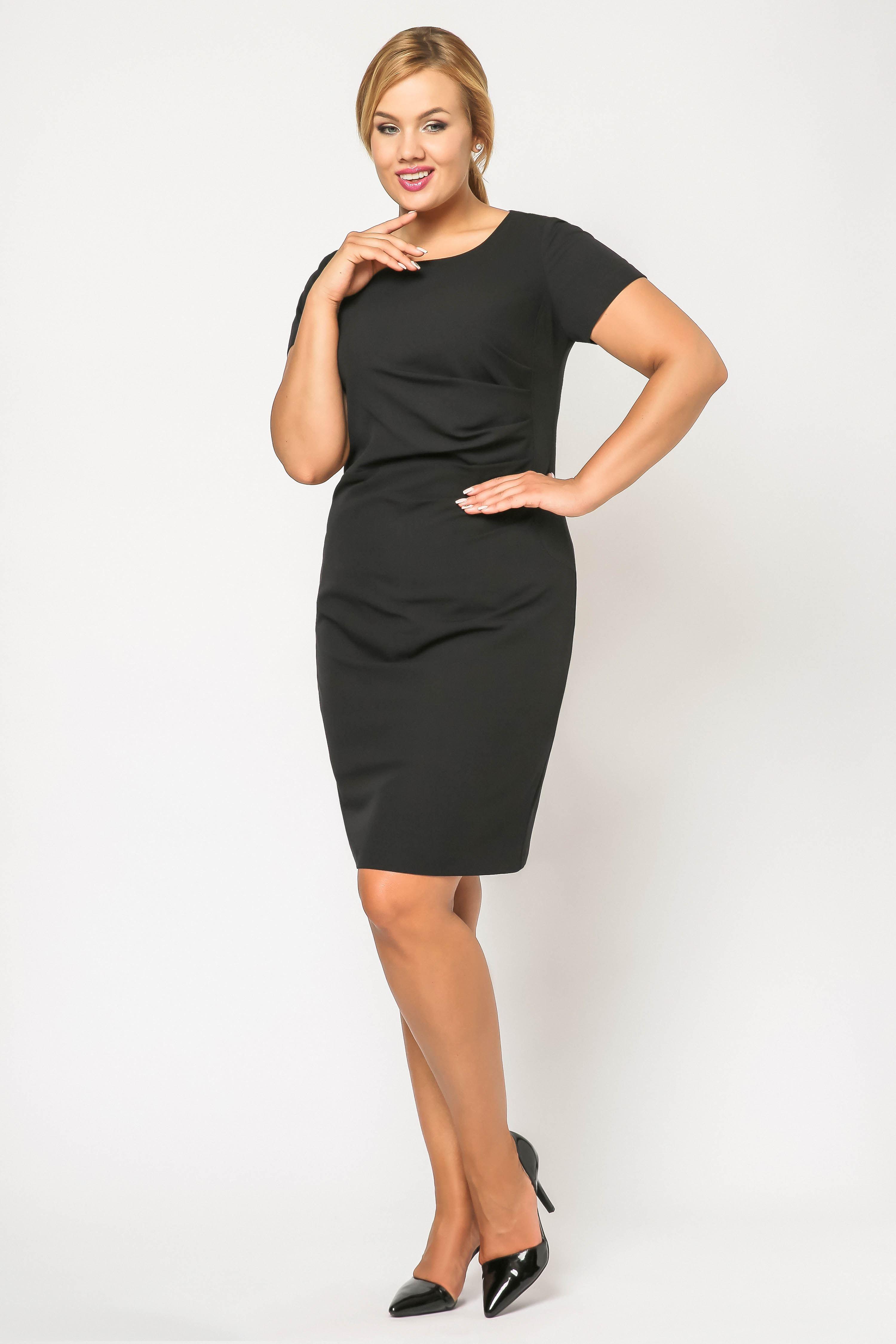 Rachel dress in black