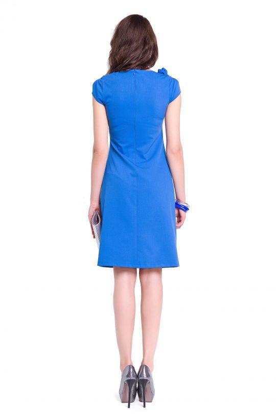 Cornflower Salome dress