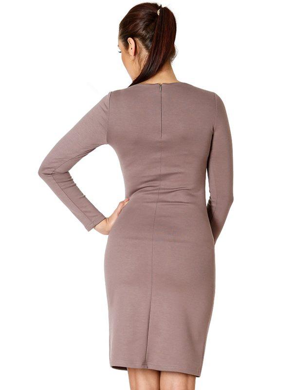 Beige Sara dress
