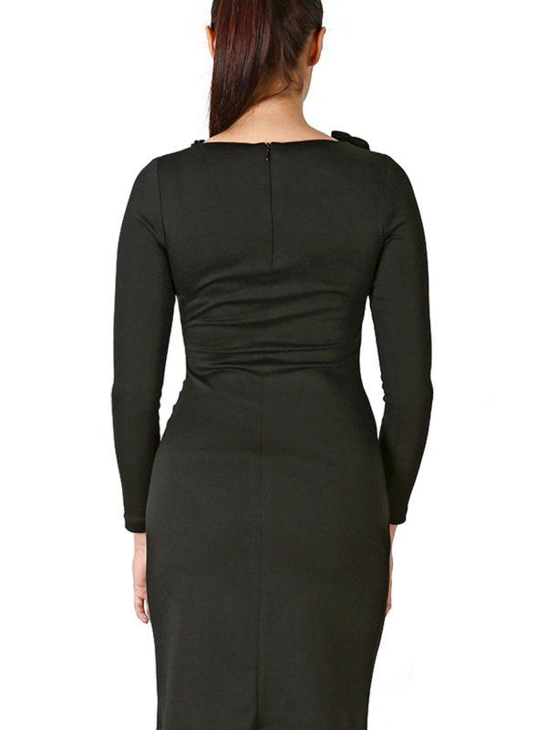 Sara dress in black