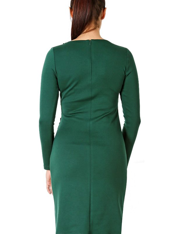 Sara dress in green