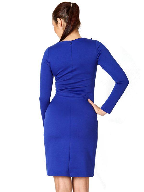 Sara dress in blue