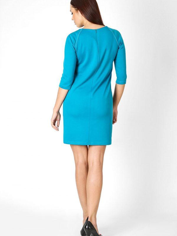 Sendy dress in light blue