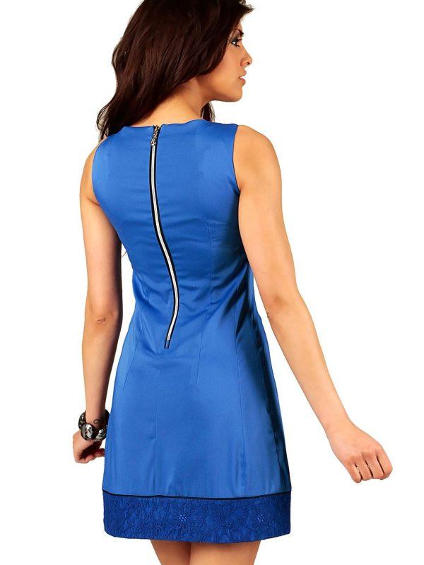SIMONE SOMMER dress in blue
