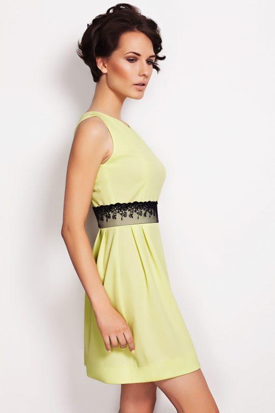 Dress Solange off White lace