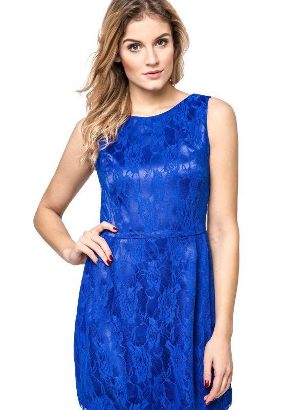 Sukienka Sonia w kolorze niebieskim