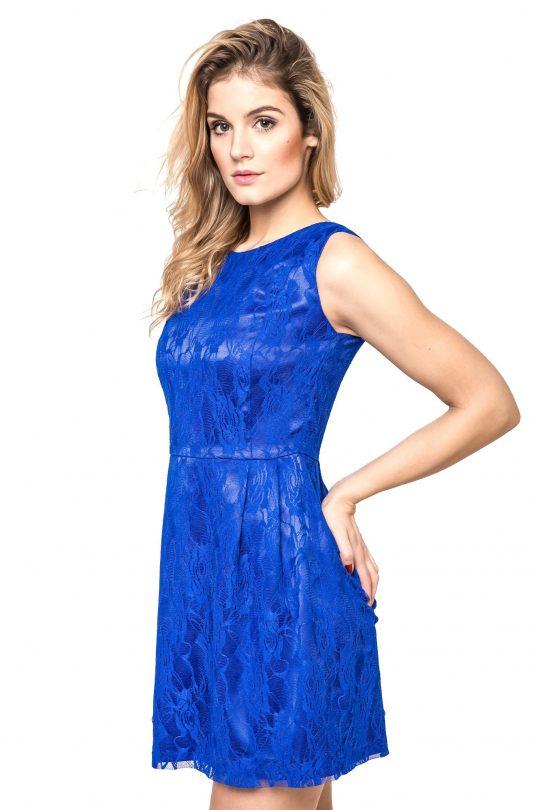 Sonia dress in blue