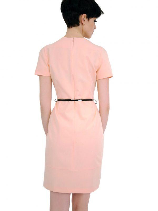 Powder-colored Susanne dress