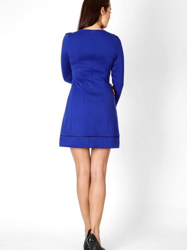 Sylwia dress in blue