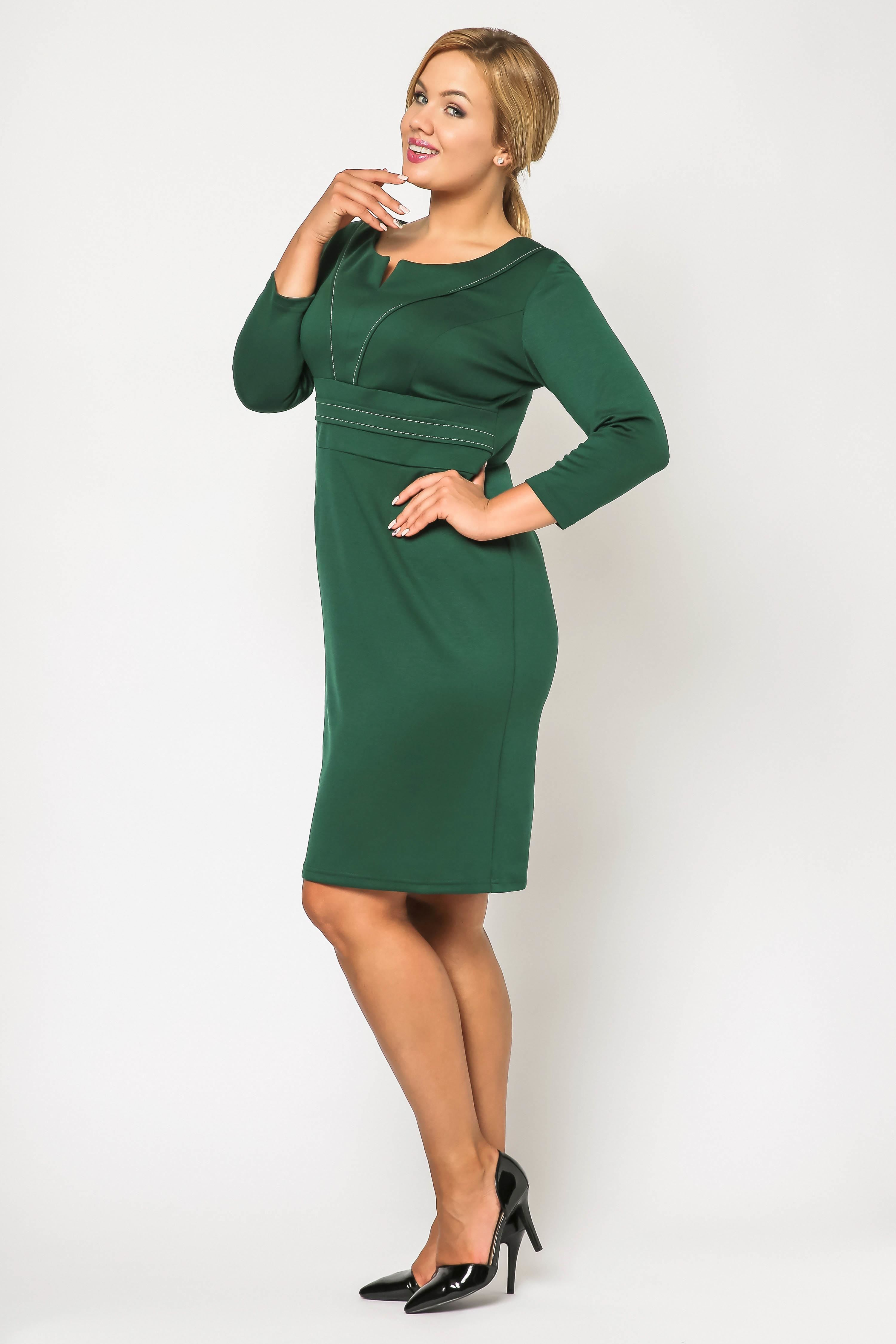 Tamara Knitwear dress in green