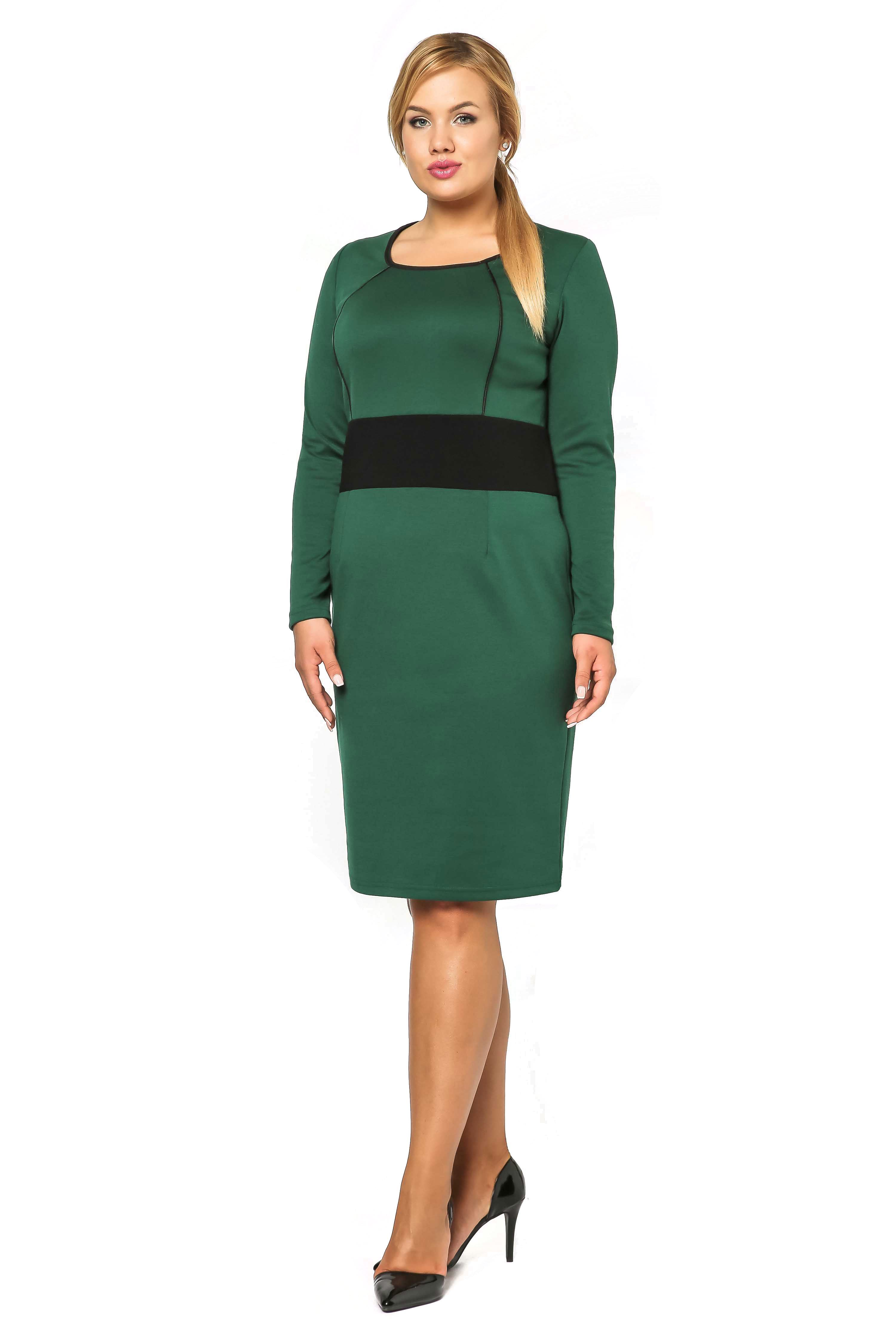 Viktoria dress in green