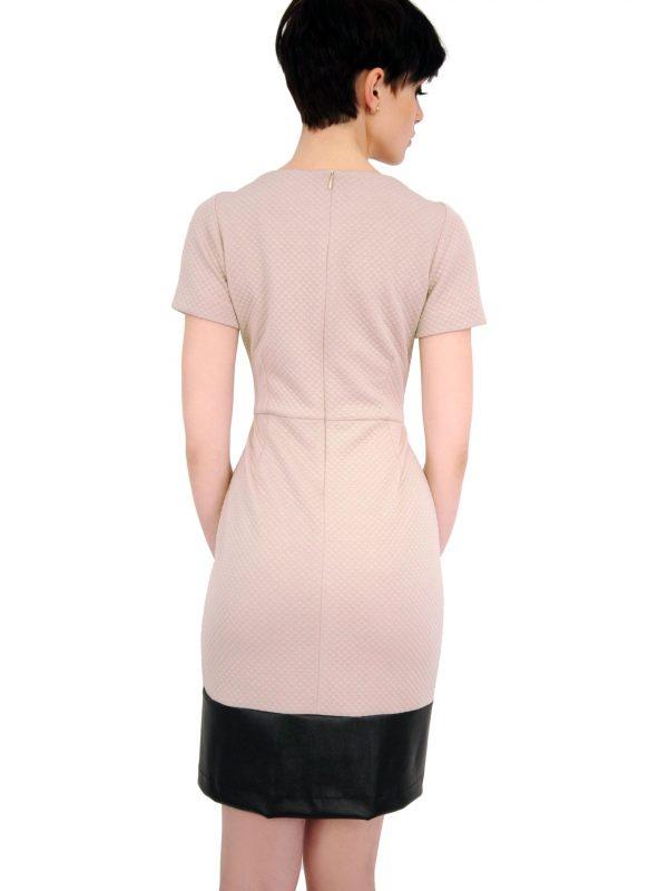 Beige Violette dress