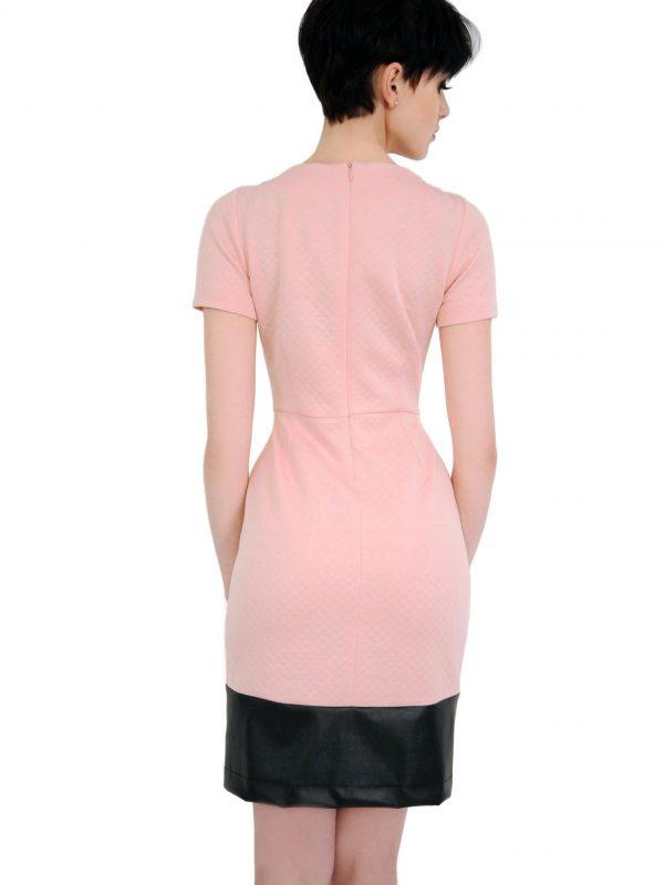 Powder Violette dress